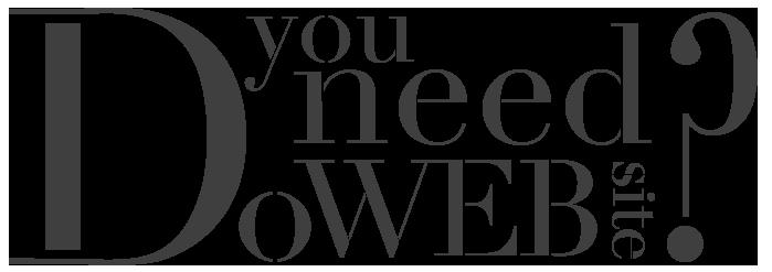 Do you need website?